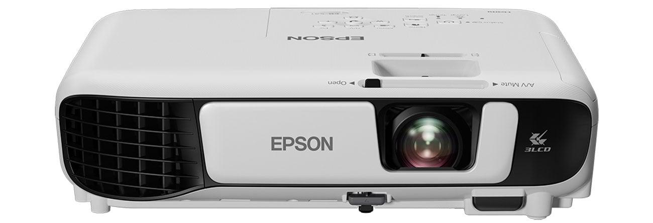 Epson EB-S41 Rozdzielczość SVGA