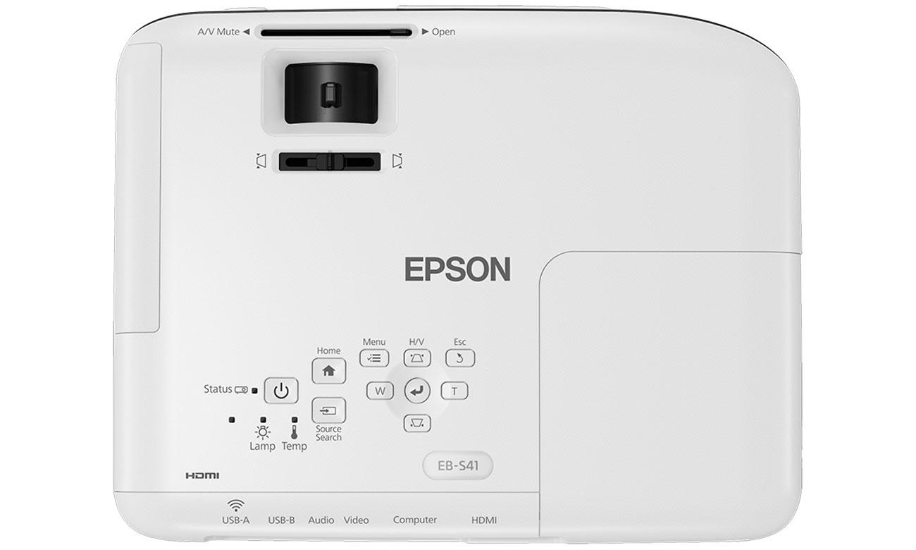 Epson EB-S41 Długa Żywotność