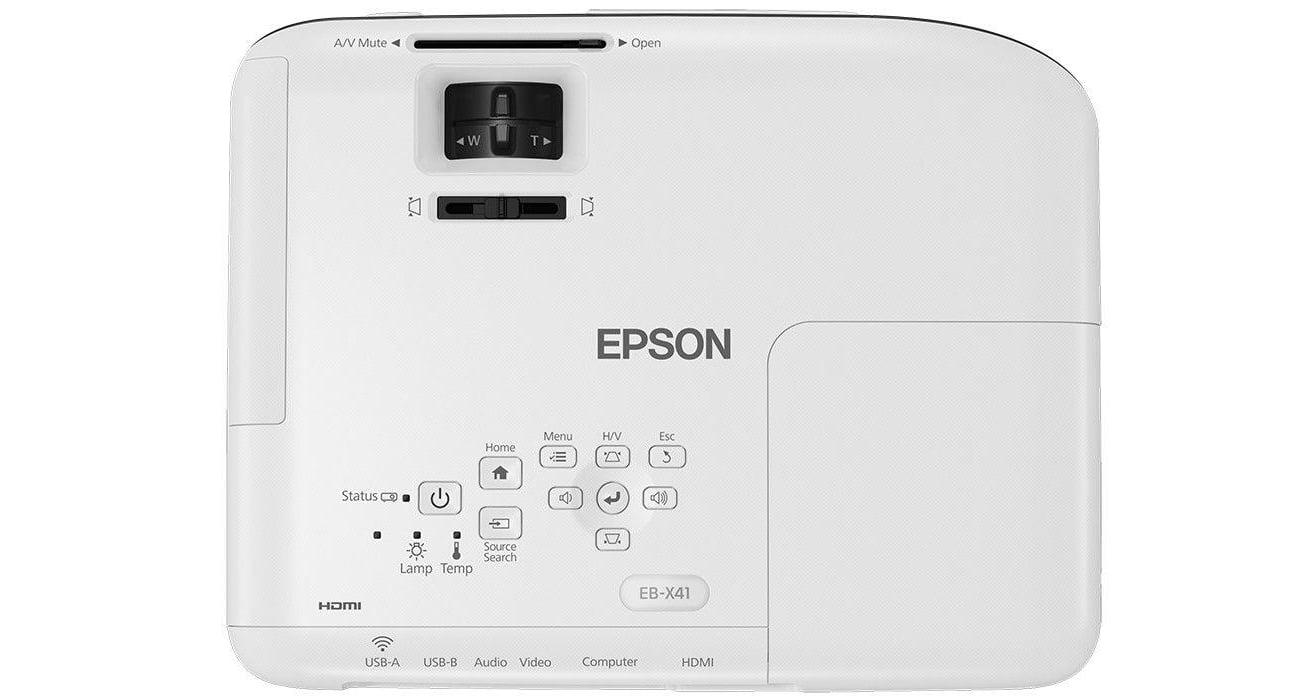 Epson EB-X41 Długa Żywotność