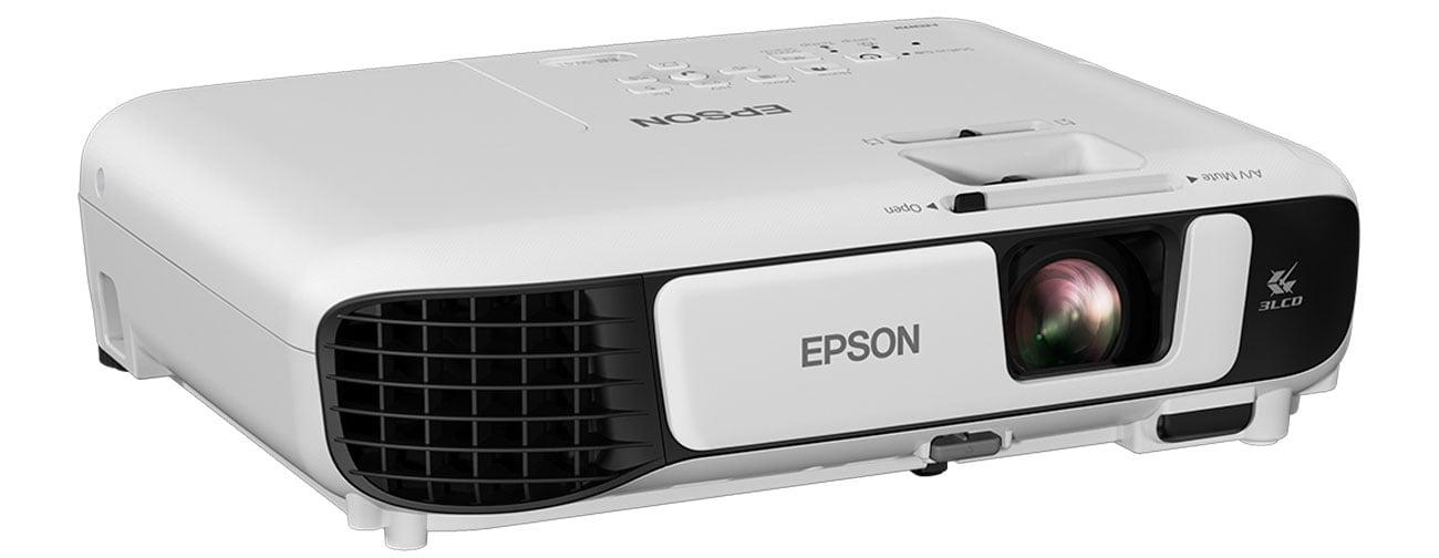 Epson EB-X41 Obraz 300'