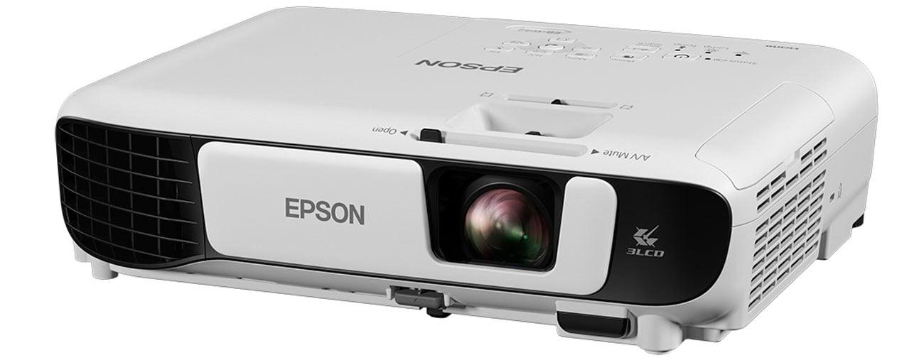 Epson EB-W42  Rozdzielczość Full HD