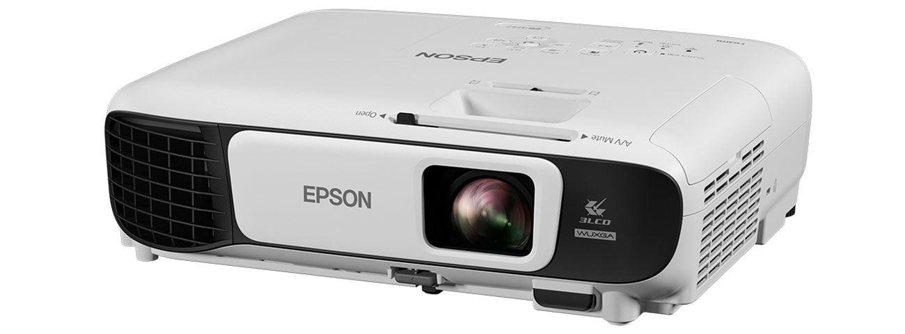 Epson EB-U42  Rozdzielczość Full HD