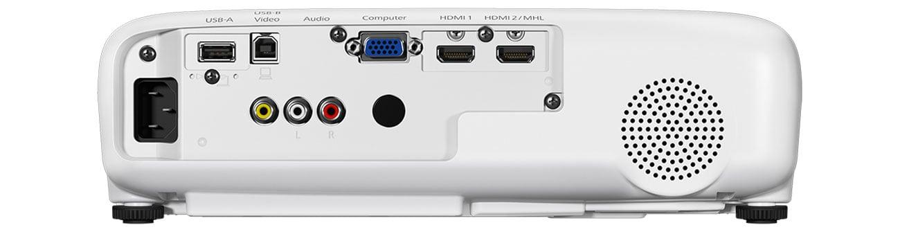 Epson EH-TW650 Łatwa Konfiguracja