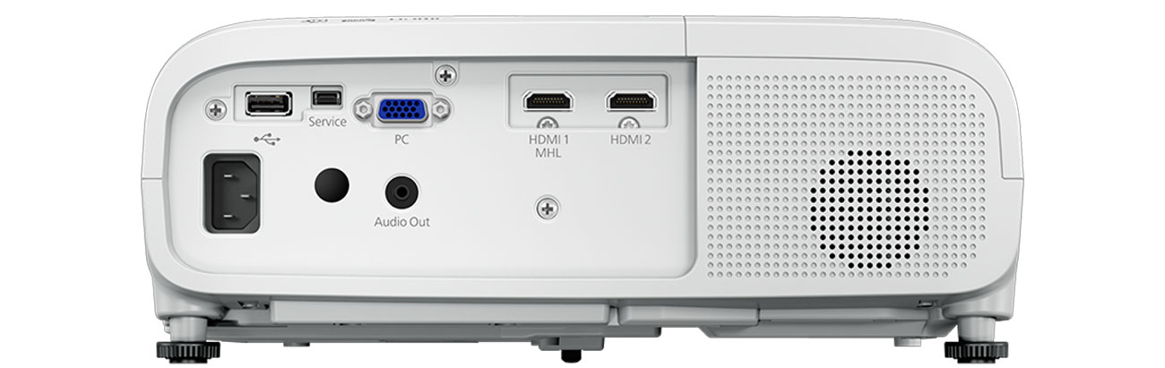 Epson EH-TW5650 Łatwa Obsługa