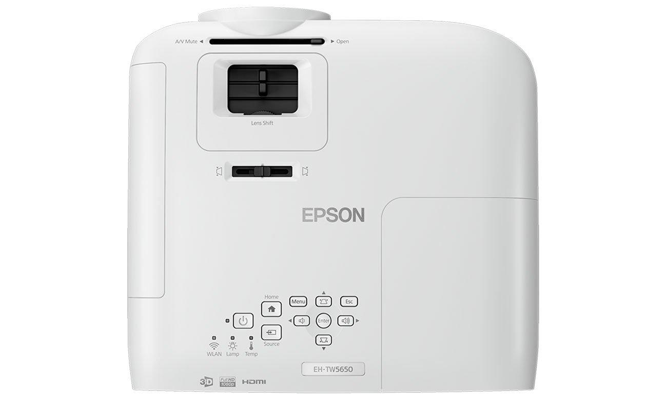 Epson EH-TW5400 Funkcjonalność