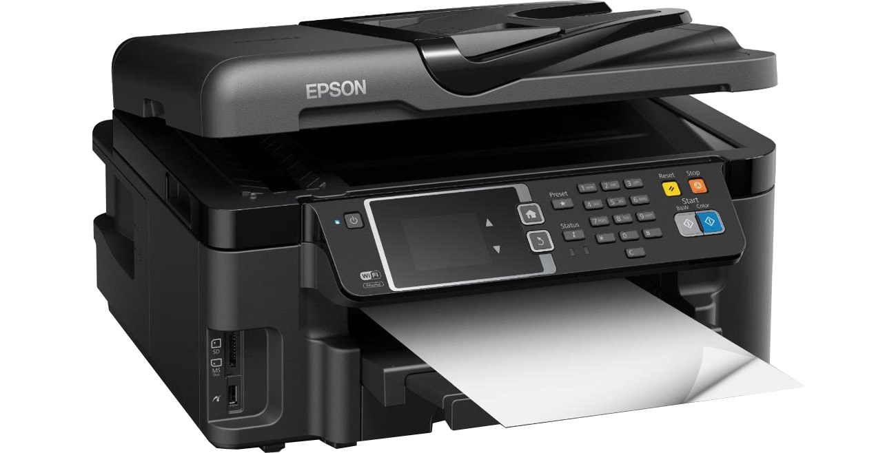 Urządzenie wielofunkcyjne Epson WorkForce WF-3620DWF