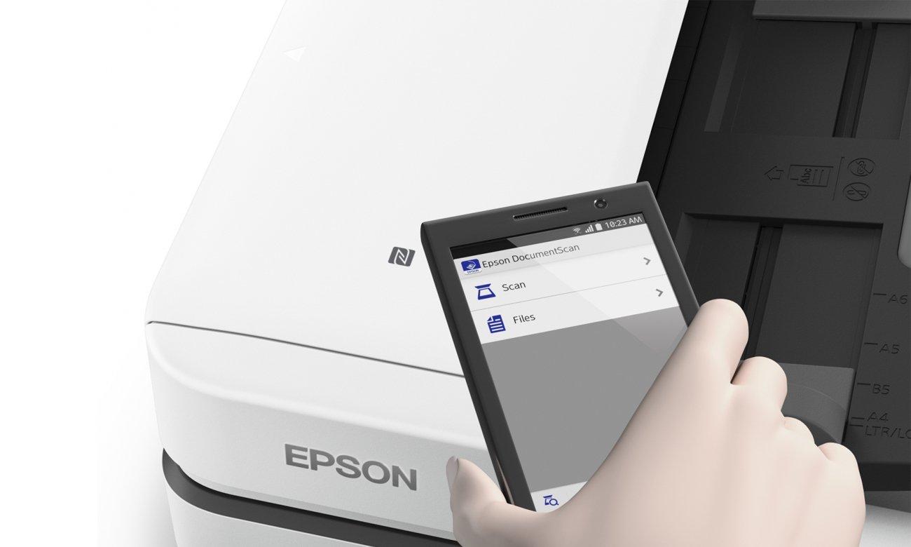 Epson WorkForce DS-1660W Bezprzewodowość