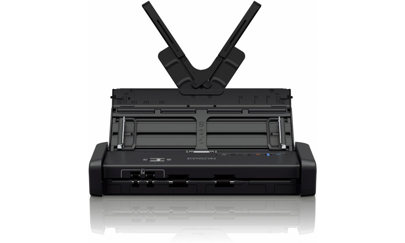 Epson WorkForce DS-310 Szybkość Skanowania
