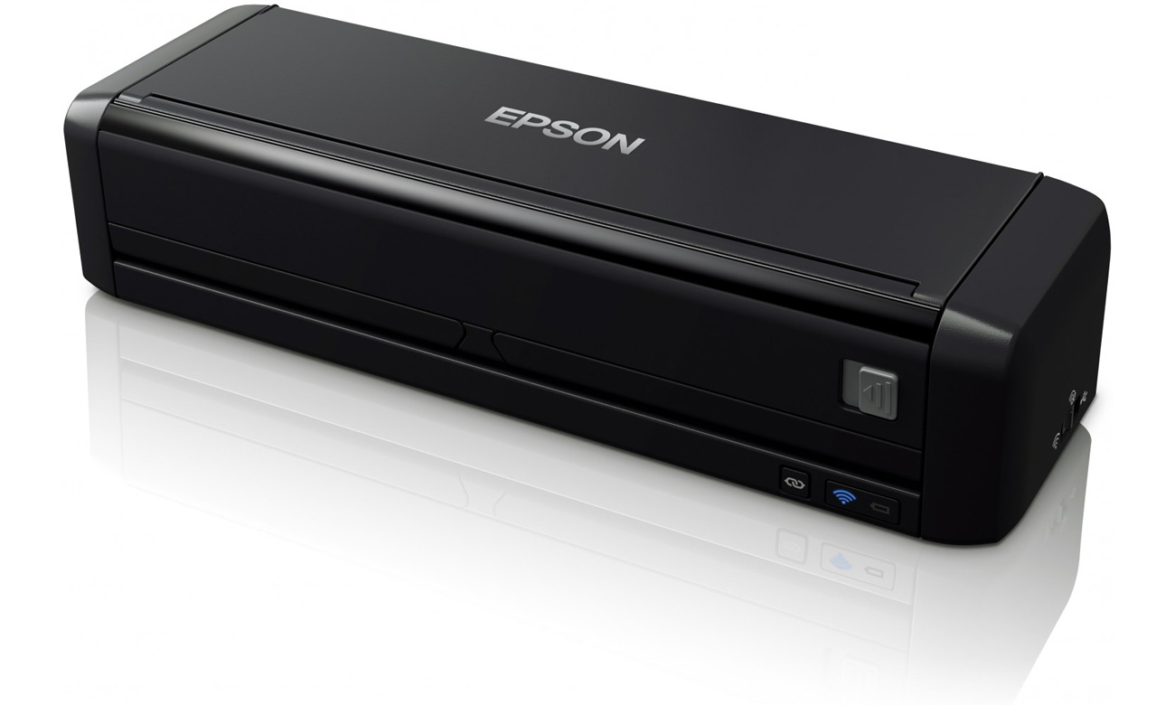Epson WorkForce DS-360W Prędkość