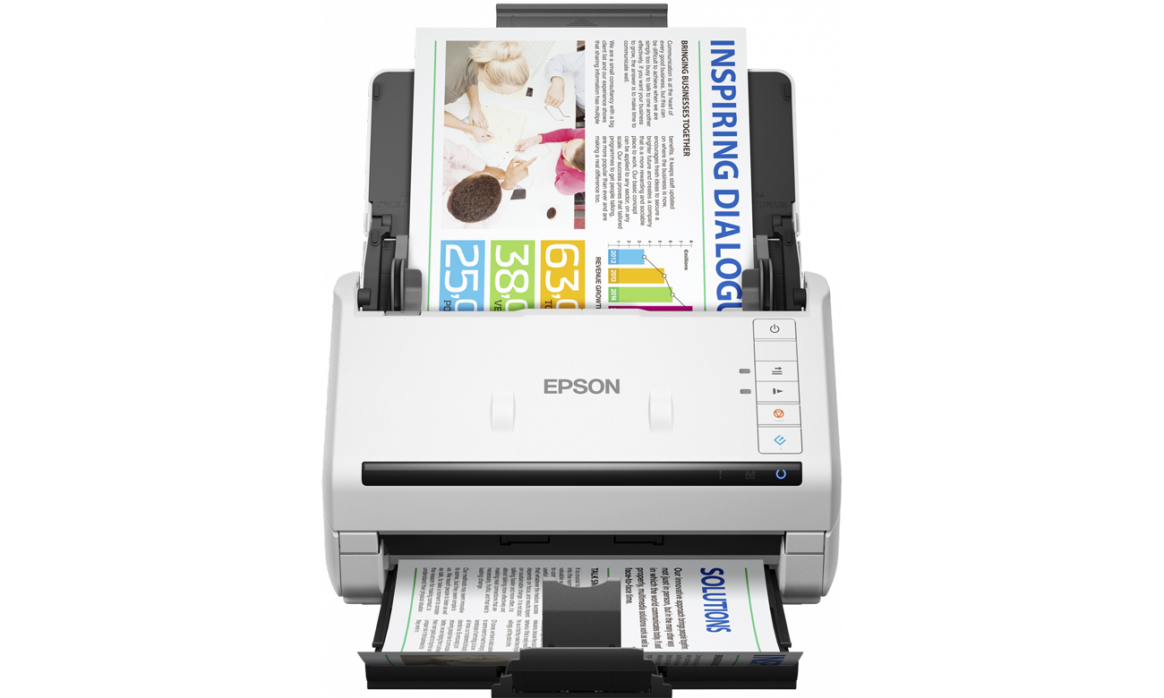 Epson WorkForce DS-530 Technologie
