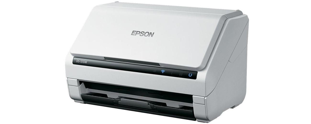 Epson WorkForce DS-570W Funkcjonalność