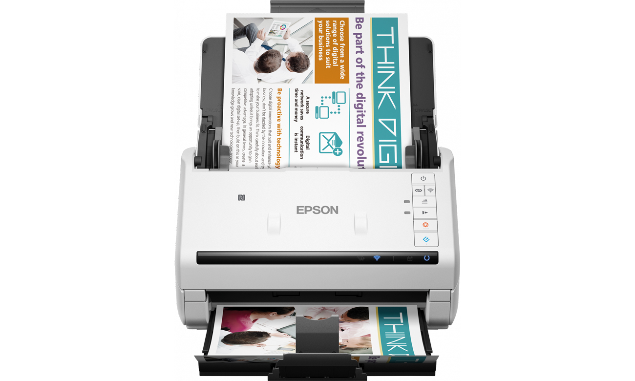 Epson WorkForce DS-570W Technologie