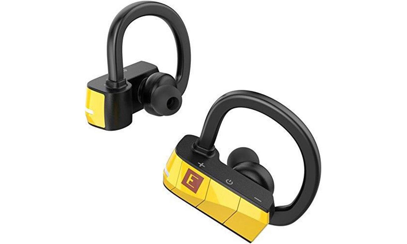Słuchawki Erato RIO 3 w kolorze żółtym