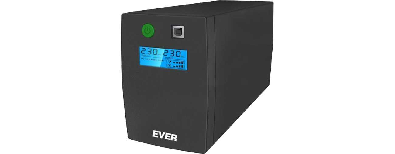 Ever EASYLINE 650AVR USB T/EASYTO-000K65/00