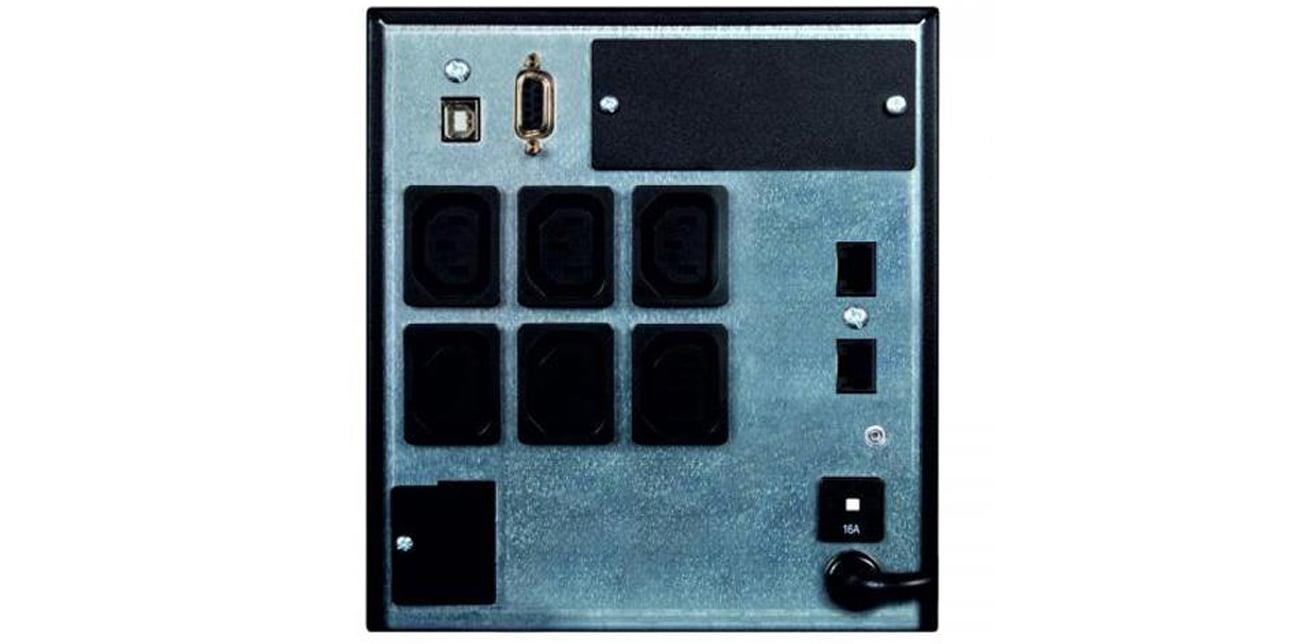 Zasilacz awaryjny UPS Ever Sinline XL 3000 3000VA/2100W 6xIEC USB EV-W/SLXLTO-003K00/03