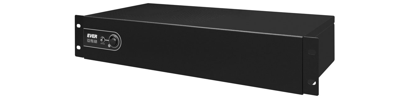 UPS EVER ECO Pro 700 AVR CDS 19'' 2U