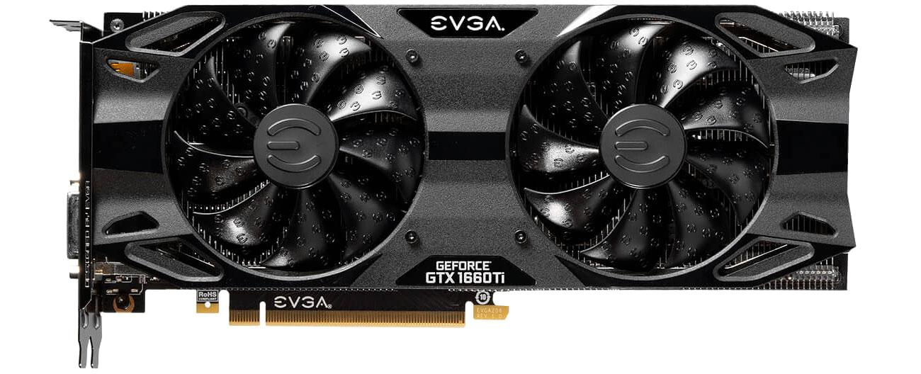 EVGA GeForce GTX 1660 Ti XC Ultra GAMING - Chłodzenie
