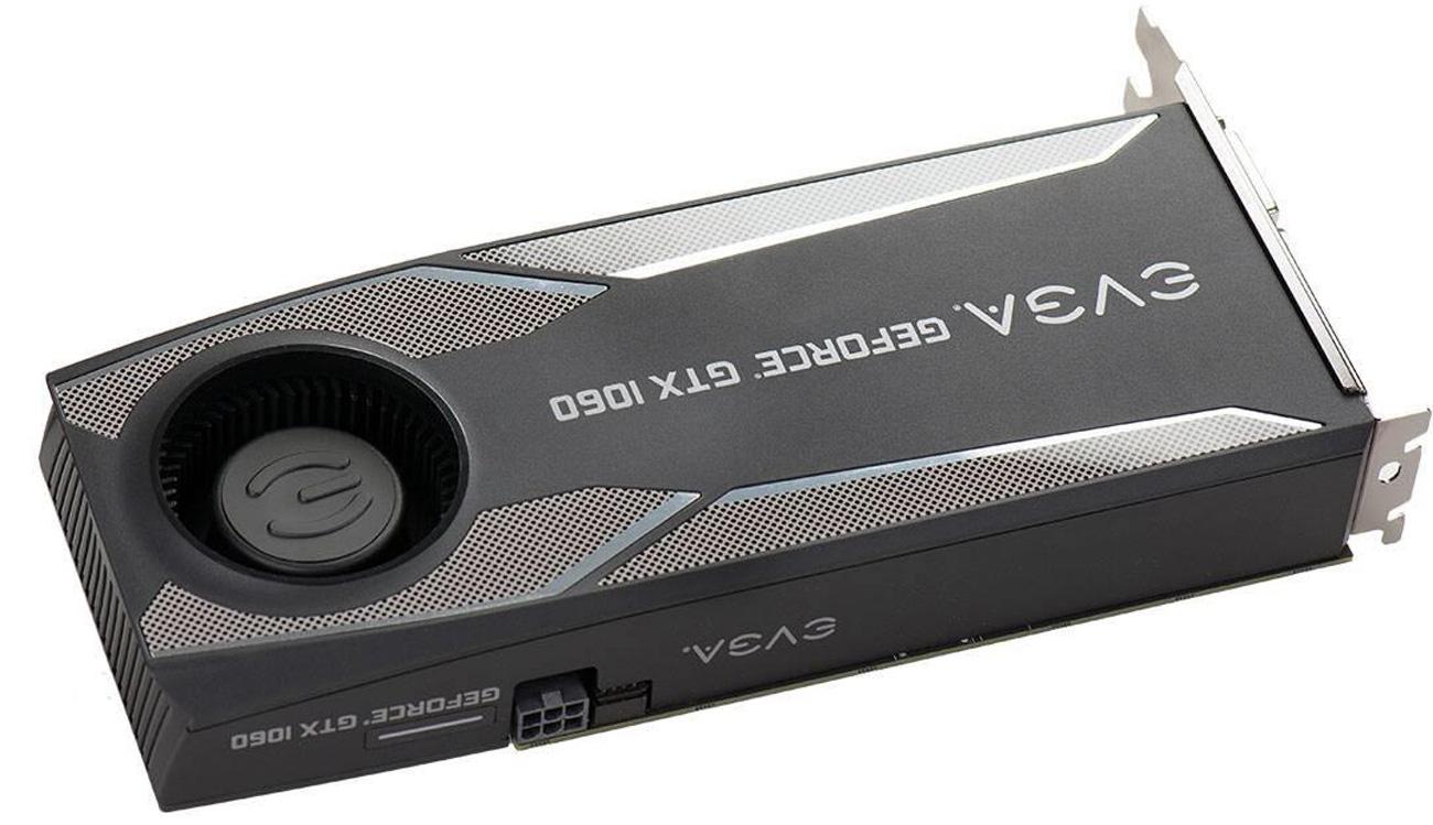 EVGA GeForce GTX 1060 GAMING 6 ГБ GDDR5