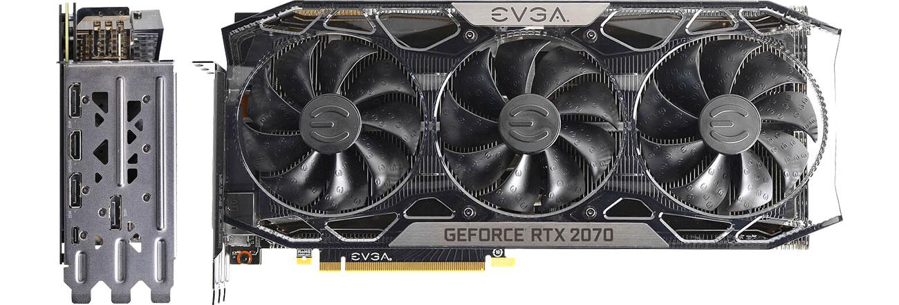EVGA GeForce RTX 2070 FTW3 ULTRA GAMING Chłodzenie