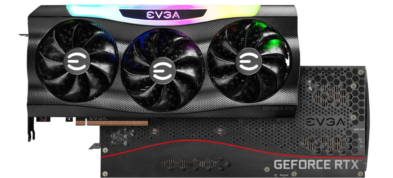 EVGA GeForce RTX 3070 Ti FTW3 ULTRA GAMING 8GB GDDR6X 08G-P5-3797-KL