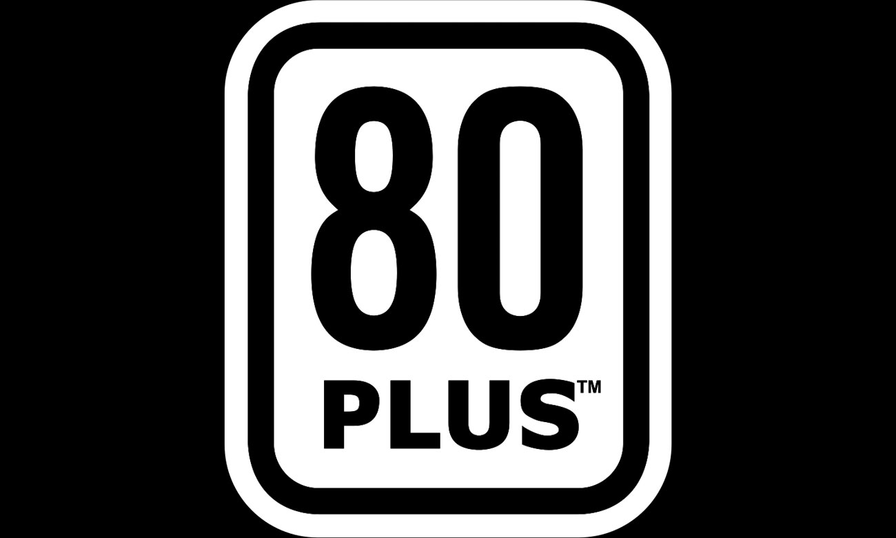 Certyfikat 80 PLUS