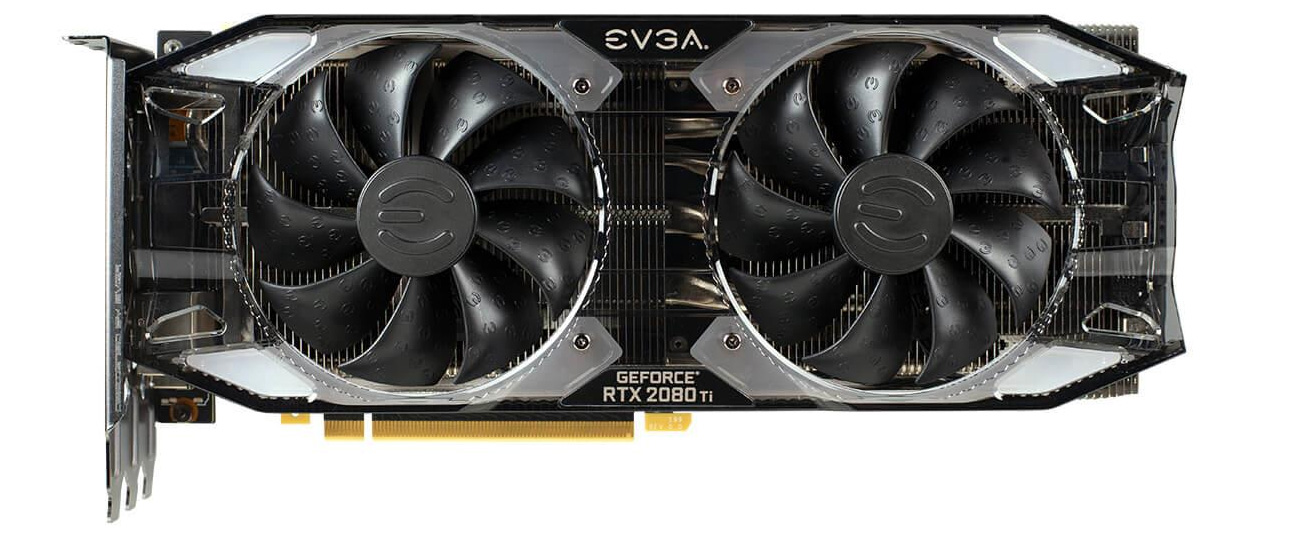 GeForce RTX 2080 Ti XC ULTRA 11GB GDDR6   dwa wentylatory