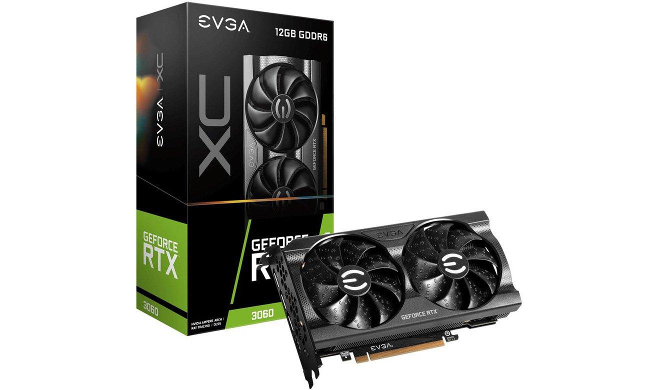 Karta graficzna EVGA GeForce RTX 3060 XC GAMING 12 GB