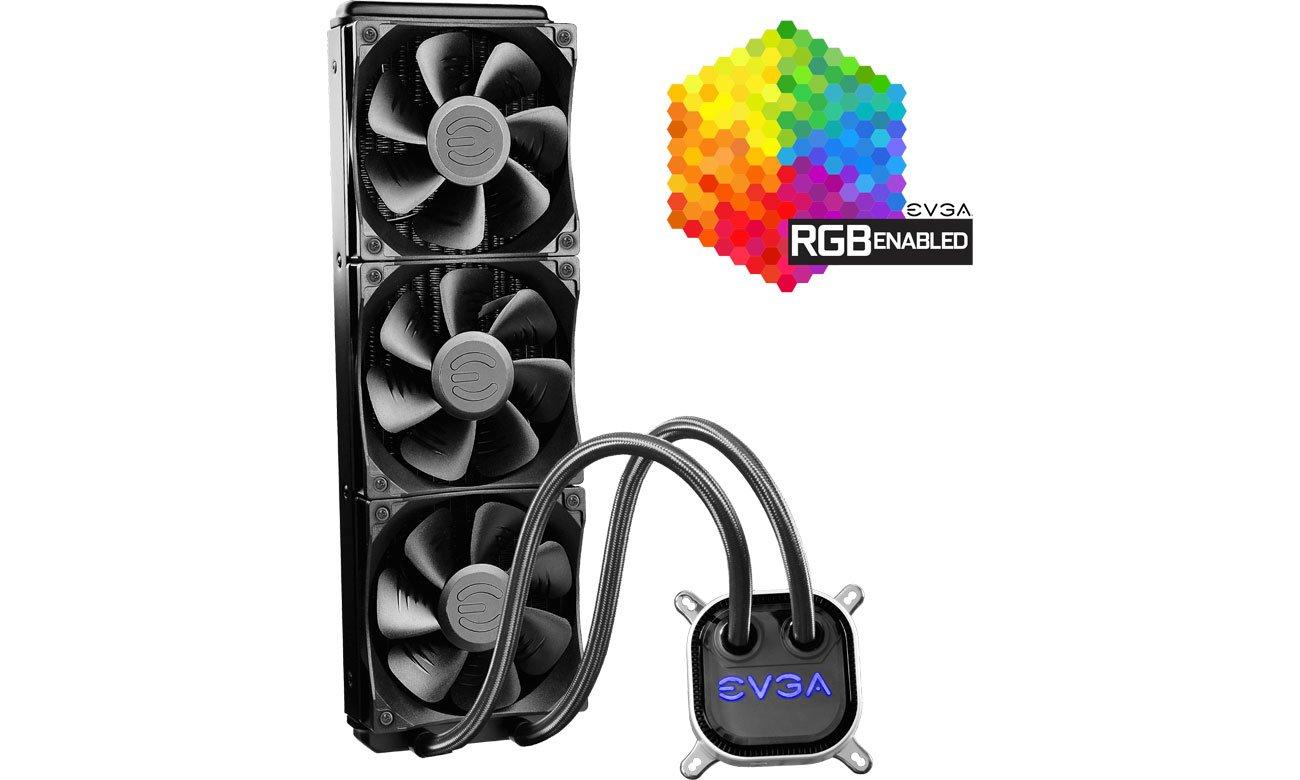 EVGA CLC 360mm 3x120mm