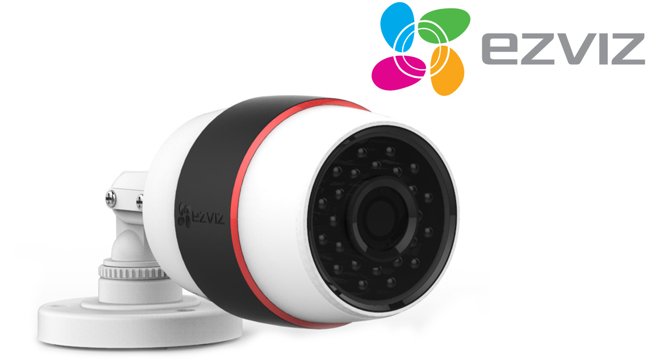 Zewnętrzna kamera Ezviz C3S Full HD