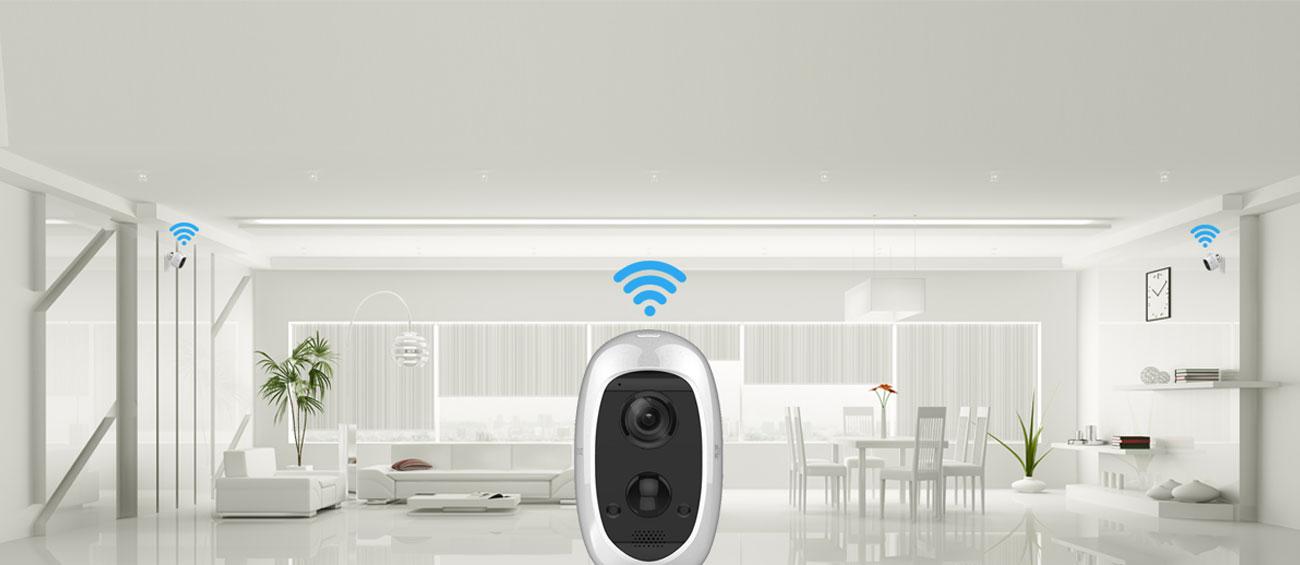 EZVIZ C3A Łączność Wi-Fi