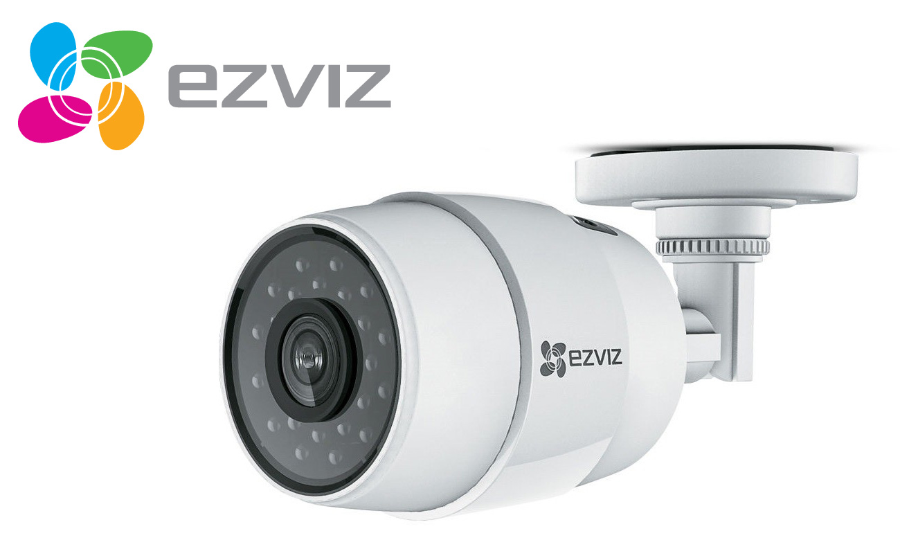 Zewnętrzna kamera EZVIZ C3C