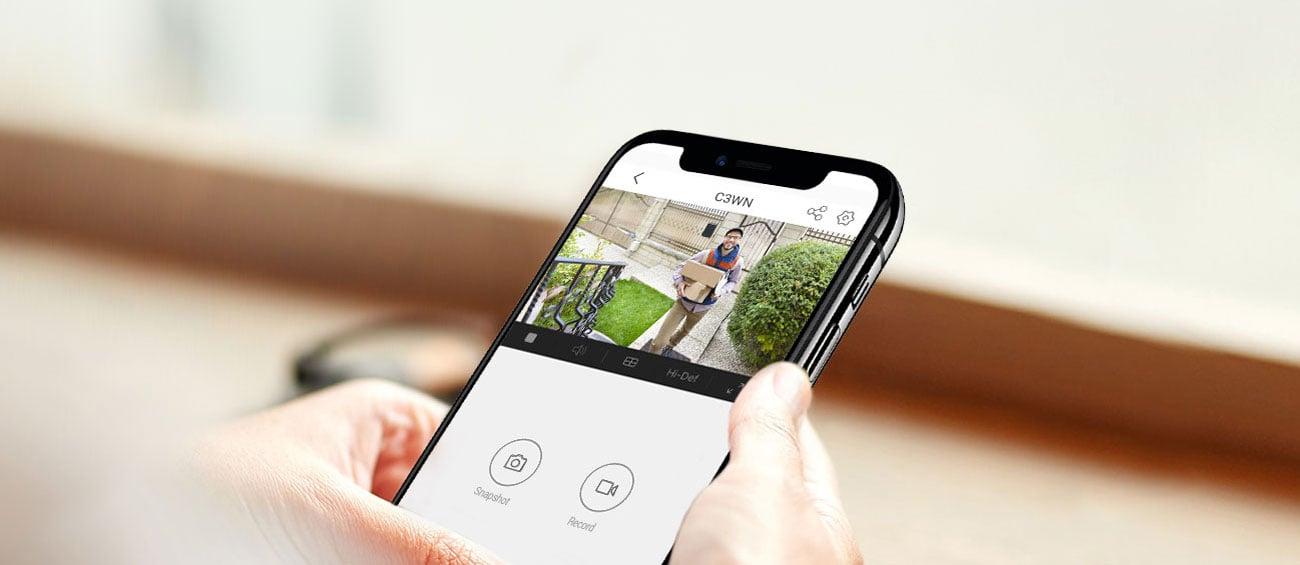 Aplikacja EZVIZ App