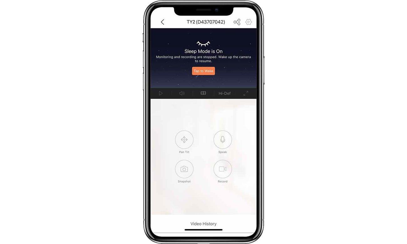 Aplikacja EZVIZ