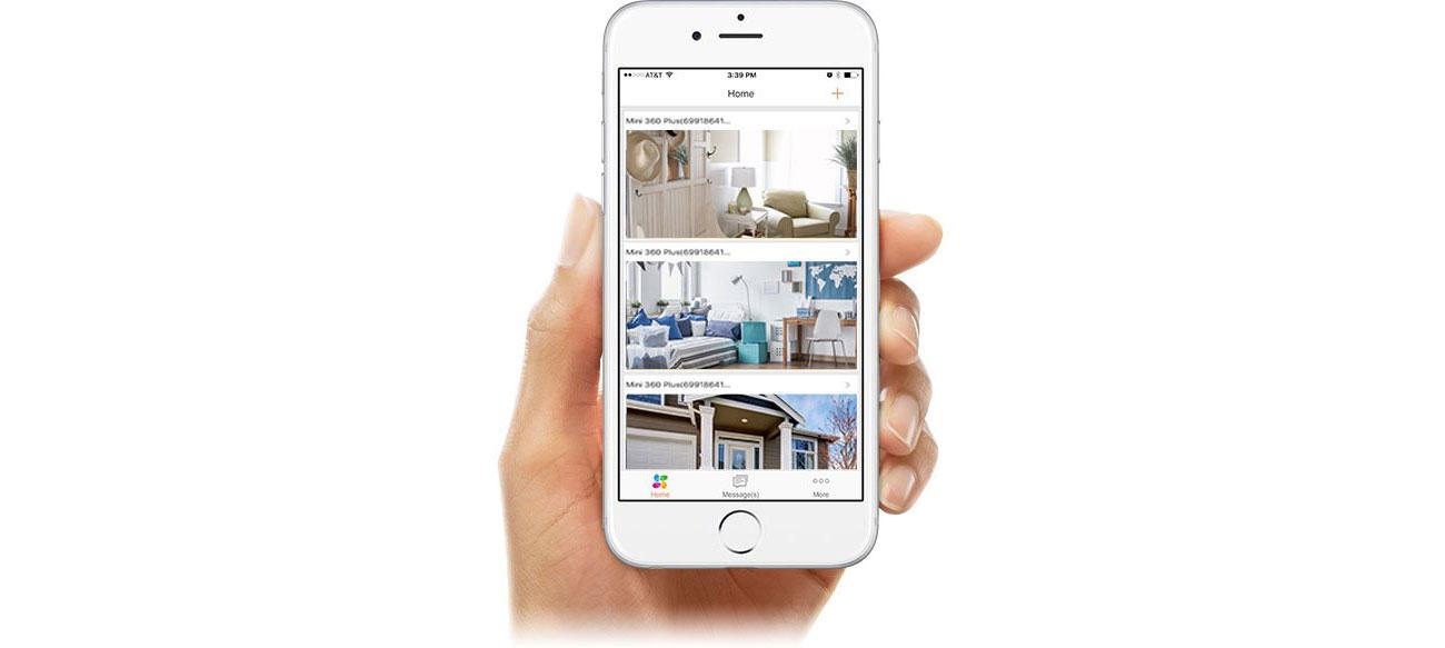 Aplikacja mobilna EZVIZ