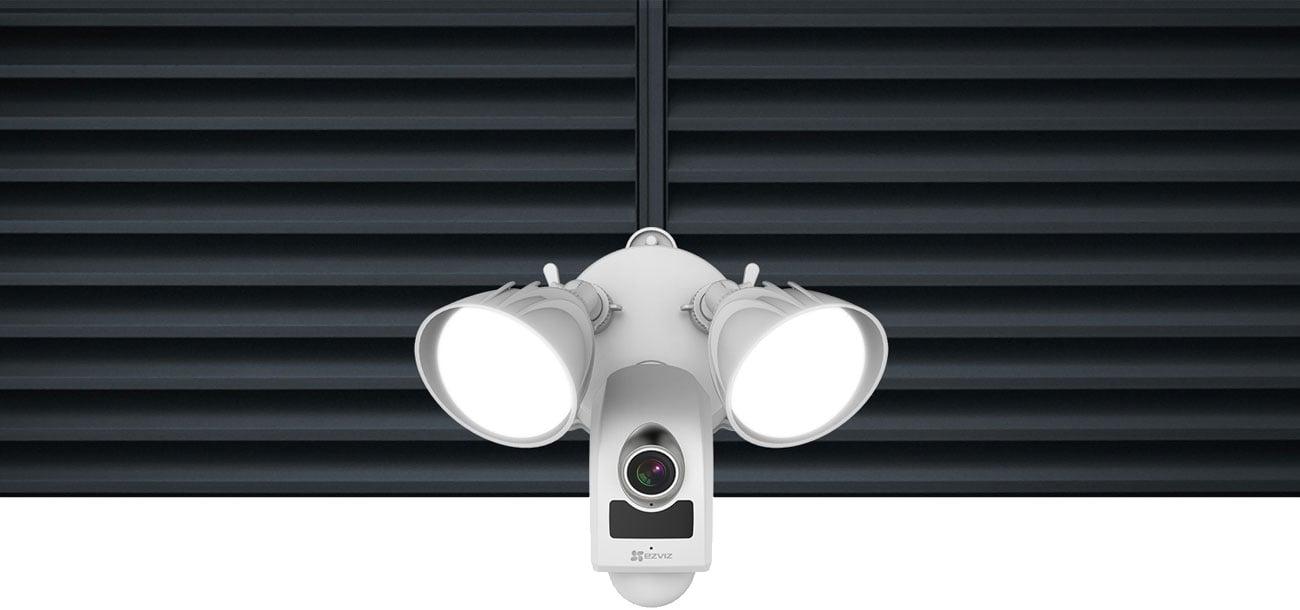 Kamera IP EZVIZ LC1 FullHD LED IR (dzień/noc) PIR Syrena CS-LC1-A0-1B2WPFRL(2.8MM)