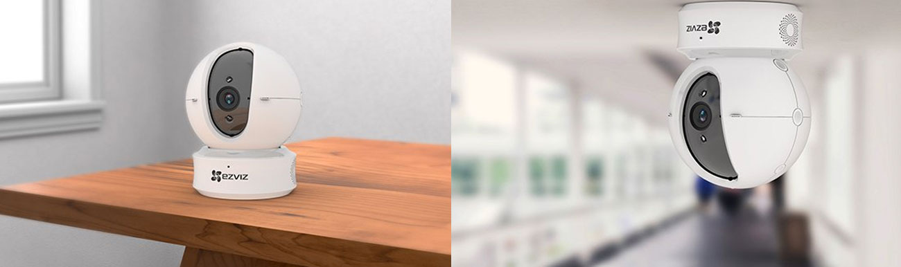EZVIZ ez360 Możliwości instalacji