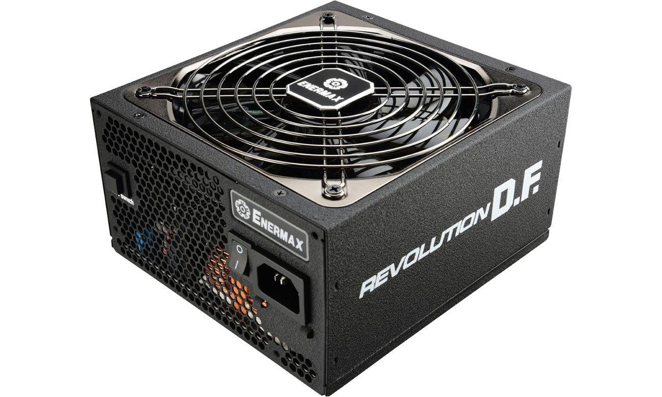 Enermax Revolution DF 650W 80 Plus Gold ERF650AWT