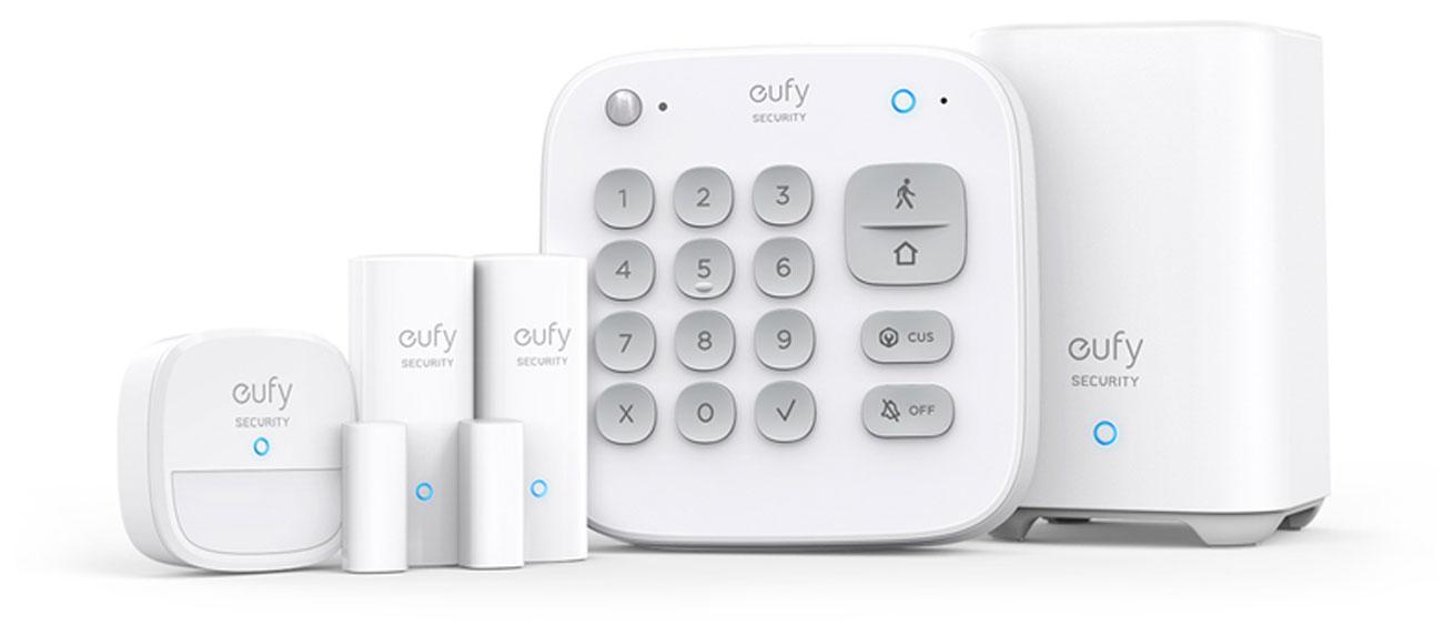 Domowy system bezpieczeństwa Eufy Alarm Home Kit