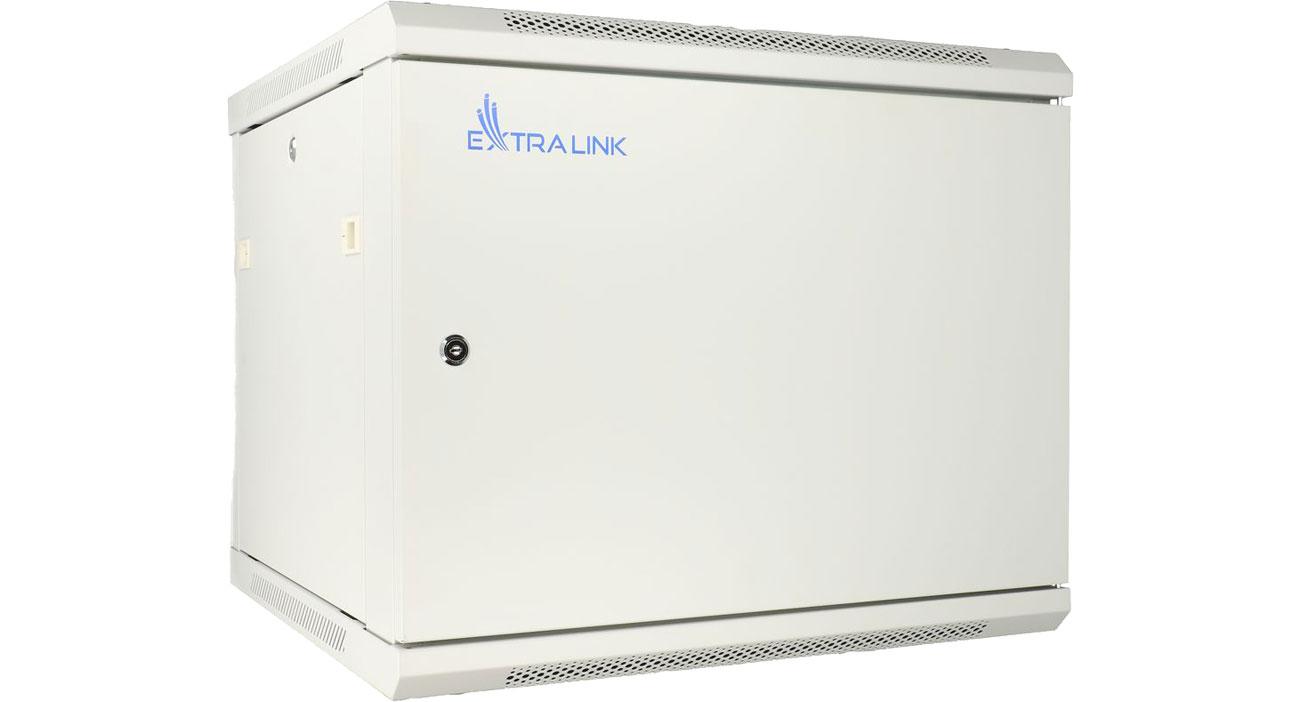 Szafa RACK ExtraLink Wisząca 19'' 12U 600x450mm (szara) EX.12974