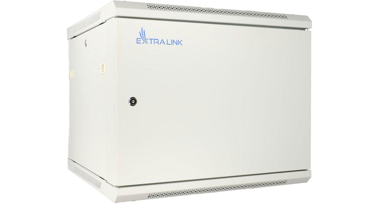 Szafa RACK ExtraLink Wisząca 19'' 9U 600x450mm (szara) EX.13018