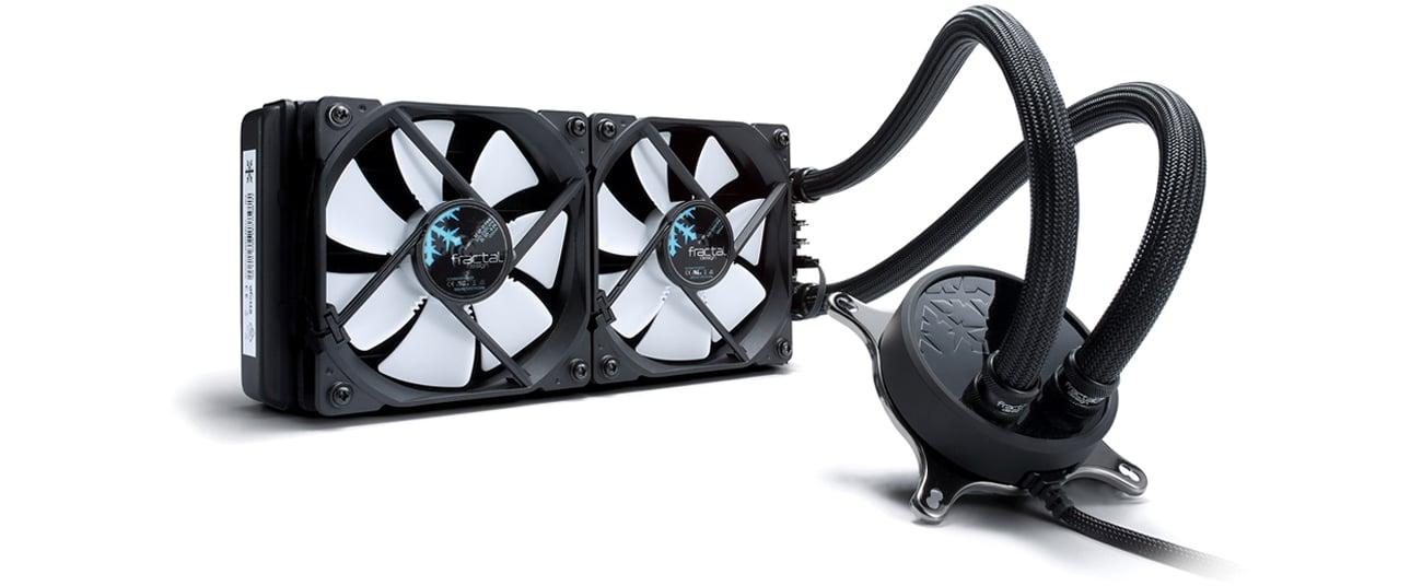 Chłodzenie procesora Fractal Design Celsius S24 Black FD-WCU-CELSIUS-S24-BK