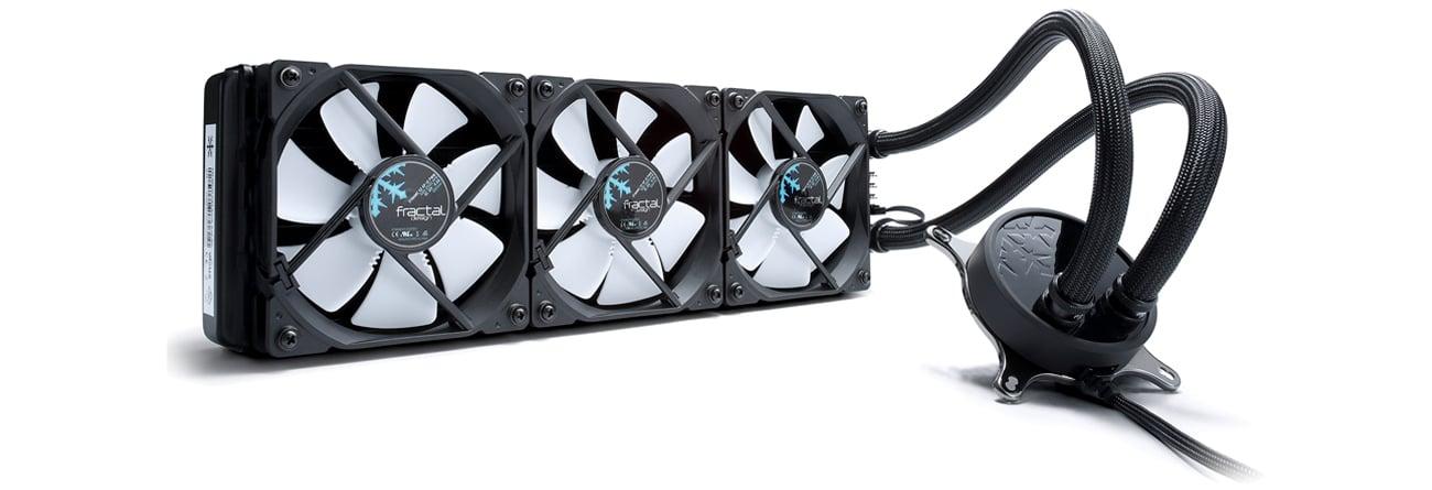 Chłodzenie procesora Fractal Design Celsius S36 Black FD-WCU-CELSIUS-S36-BK