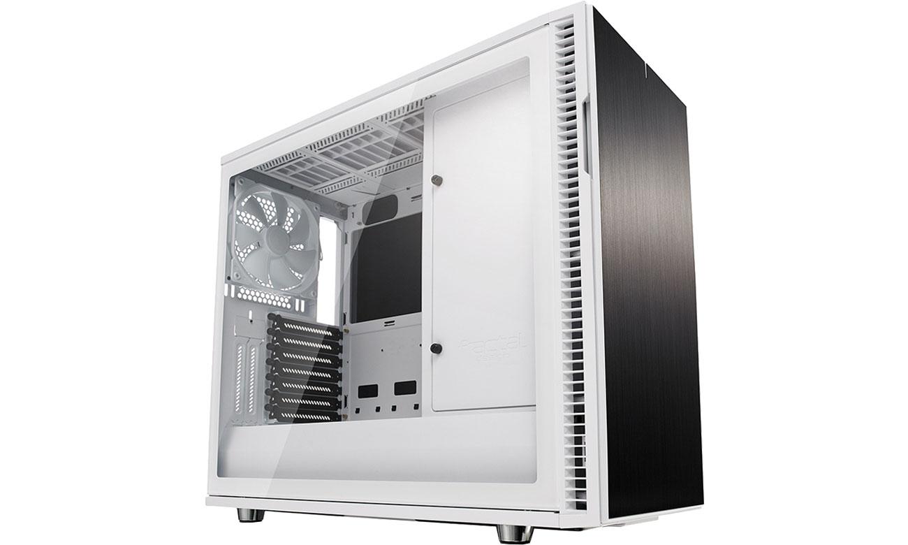 Obudowa Fractal Design Define R6C White Tempered Glass FD-CA-DEF-R6C-WT-TGC