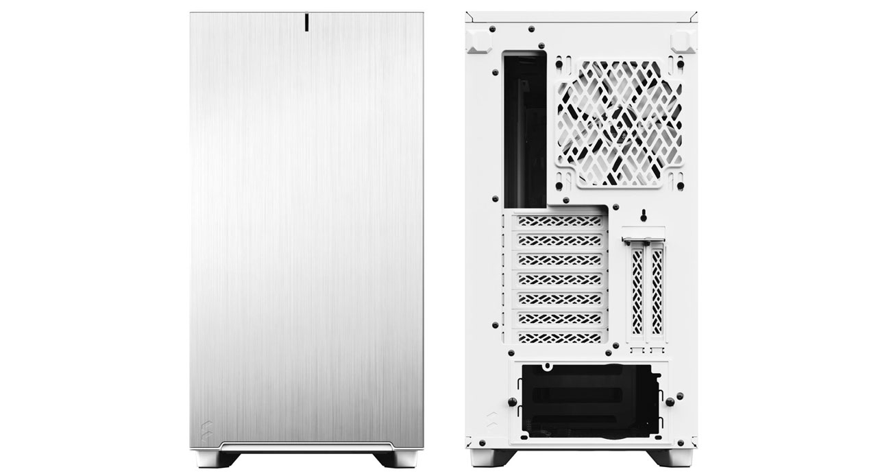 Obudowa Fractal Design Define 7 White TG Clear Tint