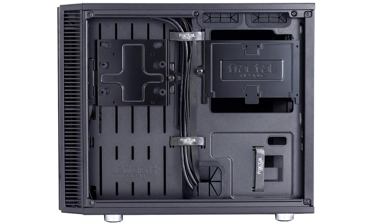 Fractal Design Define NANO S Mini tylna ścianka