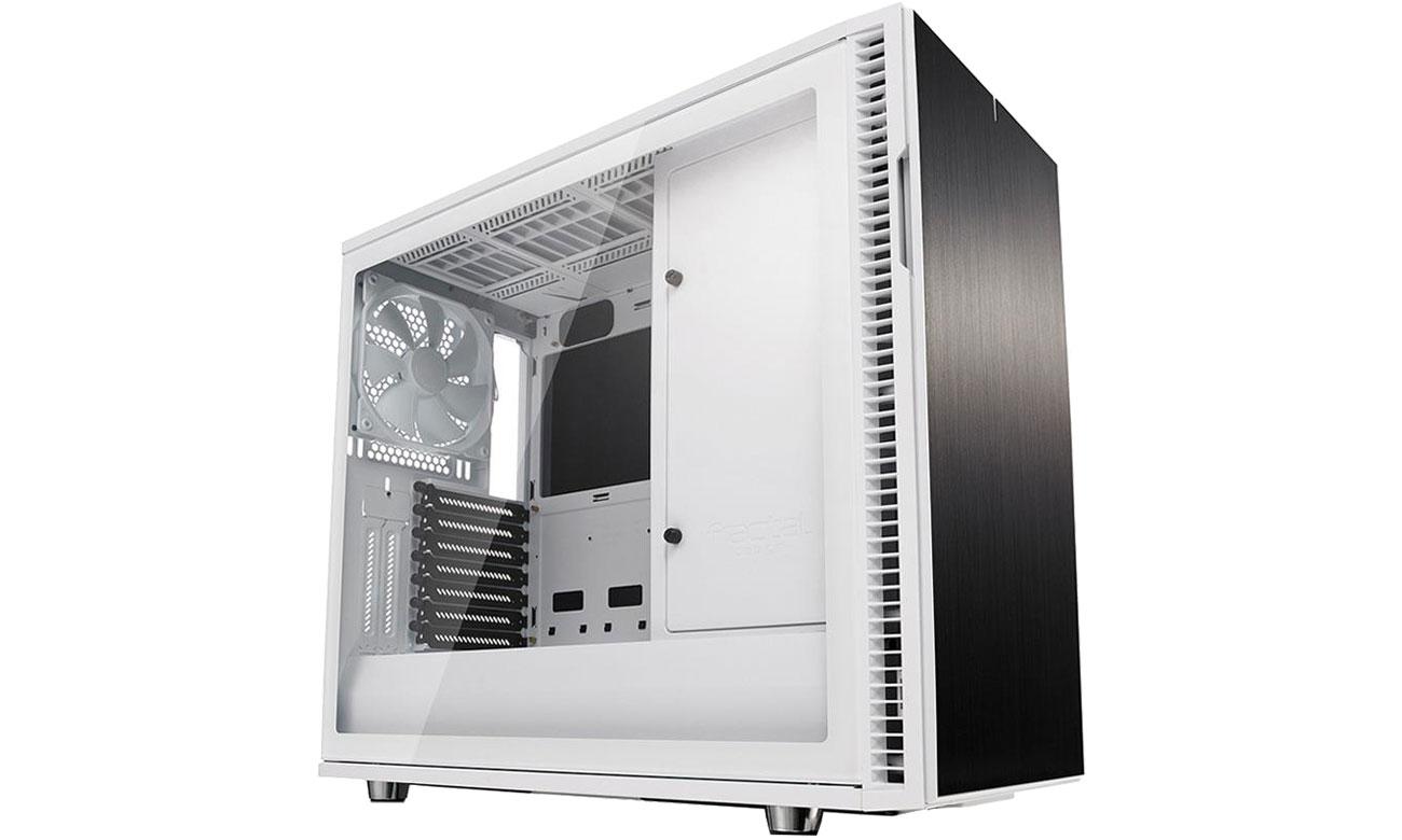 Obudowa do komputera Fractal Design Define R6 TG Biała FD-CA-DEF-R6-WT-TG