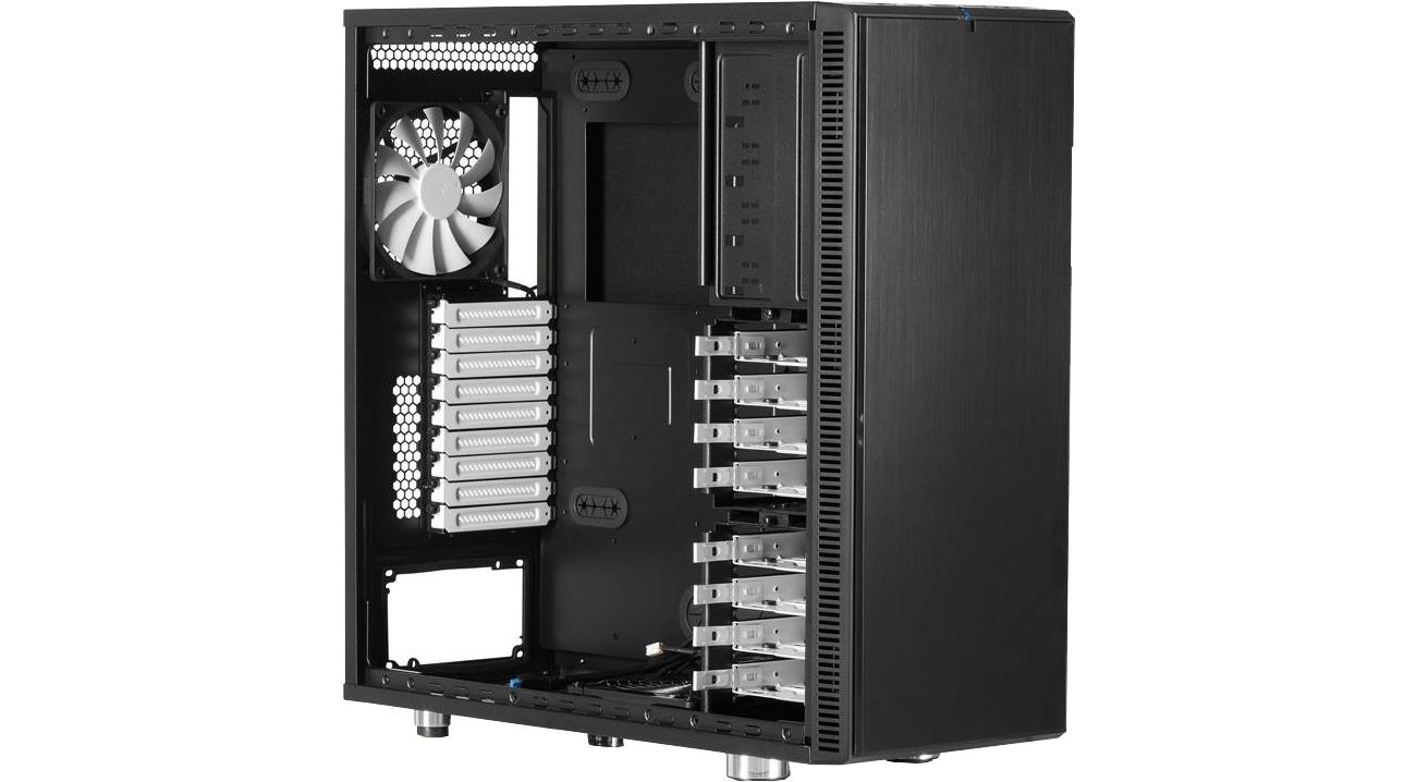 Obudowa ATX/BTX Fractal Design Define XL R2 Black Pearl USB 3.0