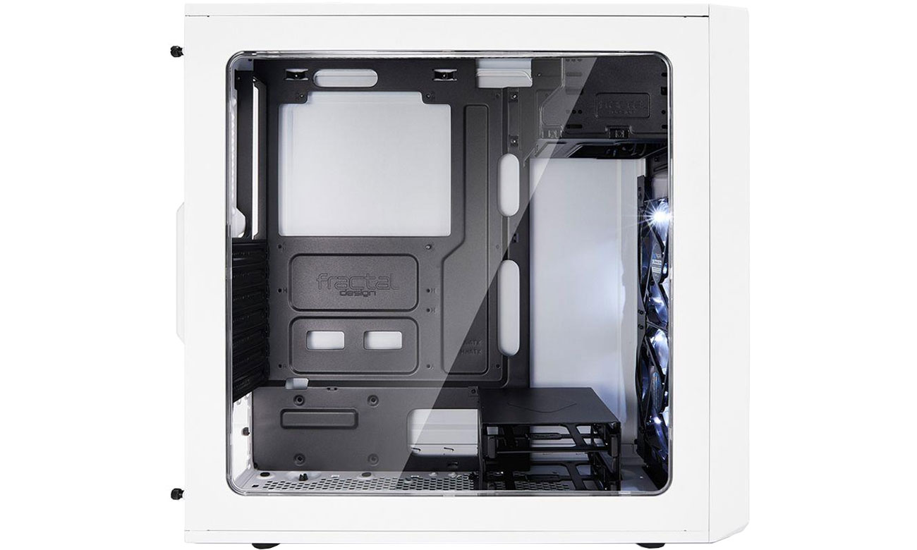 Fractal Design Focus G FD-CA-FOCUS-WT-W Panel z oknem