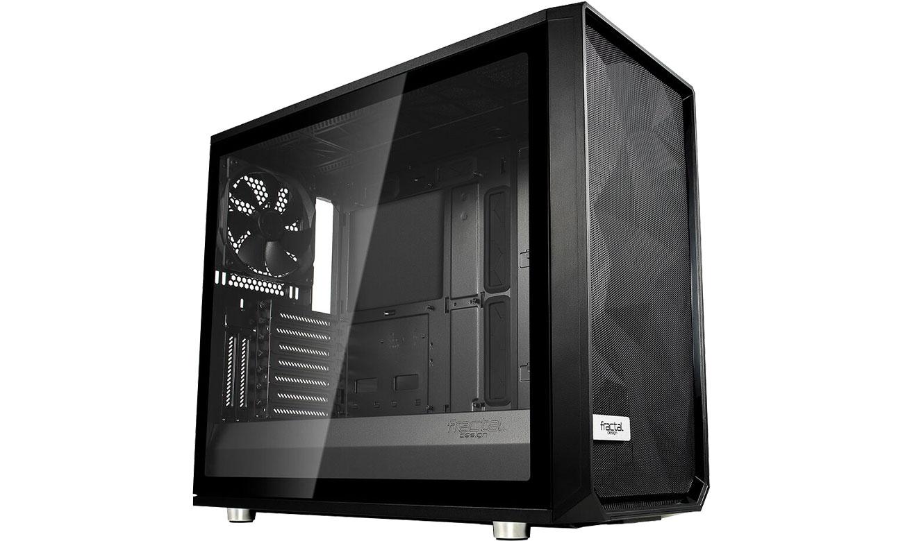 Obudowa do komputera Fractal Design Meshify S2 TG Light FD-CA-MESH-S2-BKO-TGL