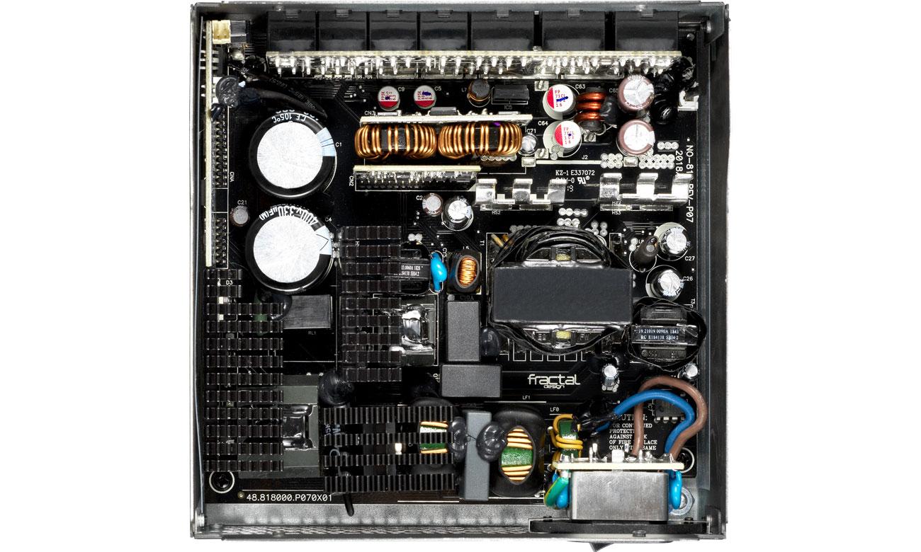 Fractal Design Ion+ 560W - Podzespoły